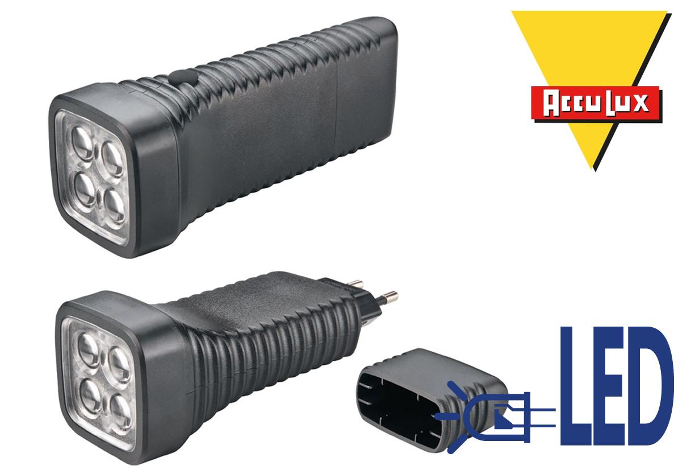 Zaklamp batterij multi LED   DKMTools - DKM Tools