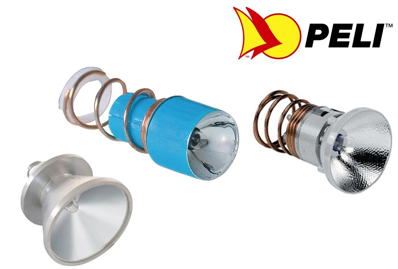 Zaklamp PELI Lamp modules   DKMTools - DKM Tools