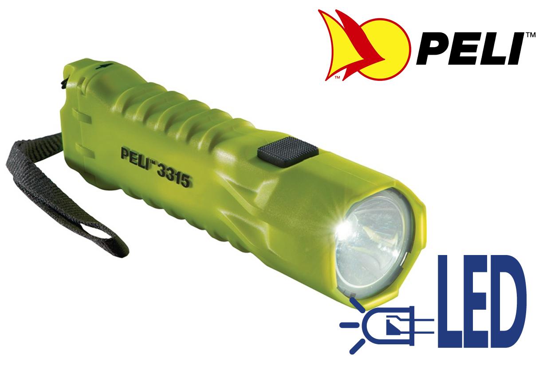 Zaklamp LED 1W Chip LED   DKMTools - DKM Tools