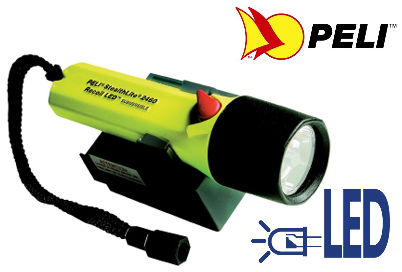Zaklamp Oplaadbare Ex LED Stealthlite | DKMTools - DKM Tools