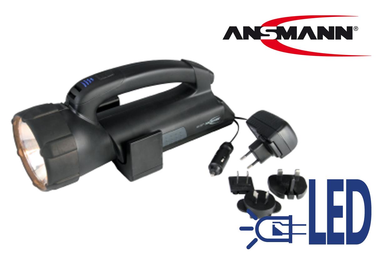 Zaklamp Batterij handlamp 20W halogeen | DKMTools - DKM Tools