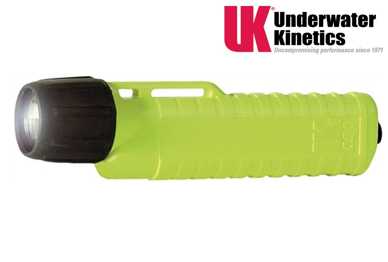 Zaklamp Helm lamp UK 4AA ET neon   DKMTools - DKM Tools