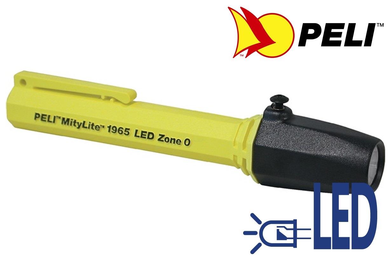 Zaklamp LED 0,5W f.2xAAA | DKMTools - DKM Tools