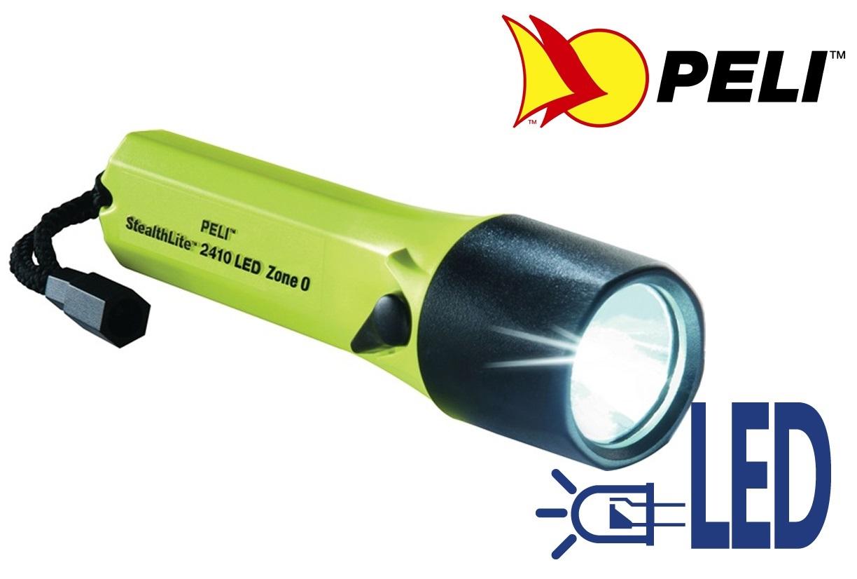 Zaklamp 2410 Z0 StealthLite voor batterijen | DKMTools - DKM Tools