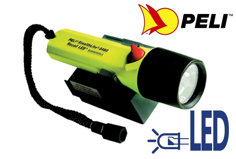 2460 Z1 StealthLite LED oplaadbare batterij | DKMTools - DKM Tools