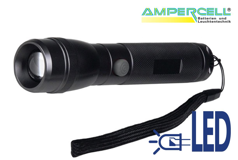 Zaklamp LED Stainuchte Zoom Focusbaar   DKMTools - DKM Tools