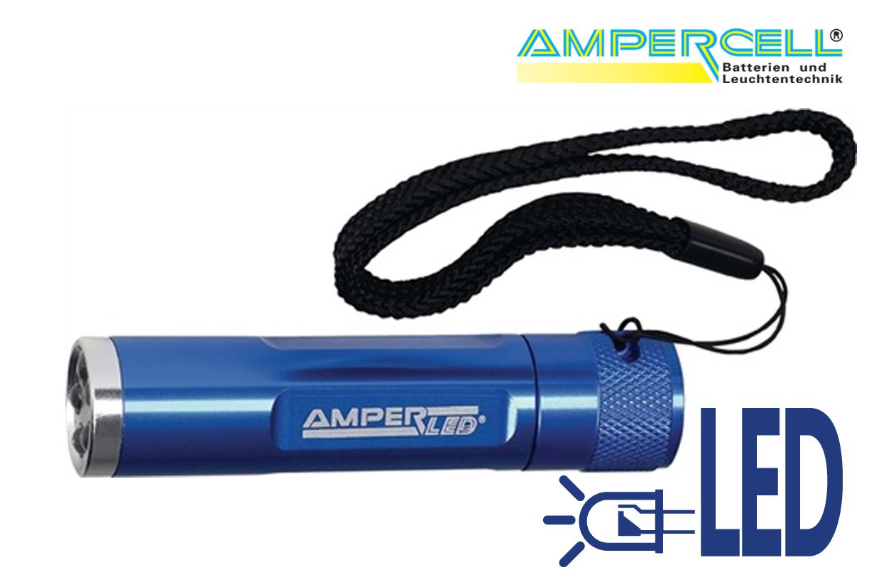 Zaklamp Aluminium Licht Multi LED 5 | DKMTools - DKM Tools
