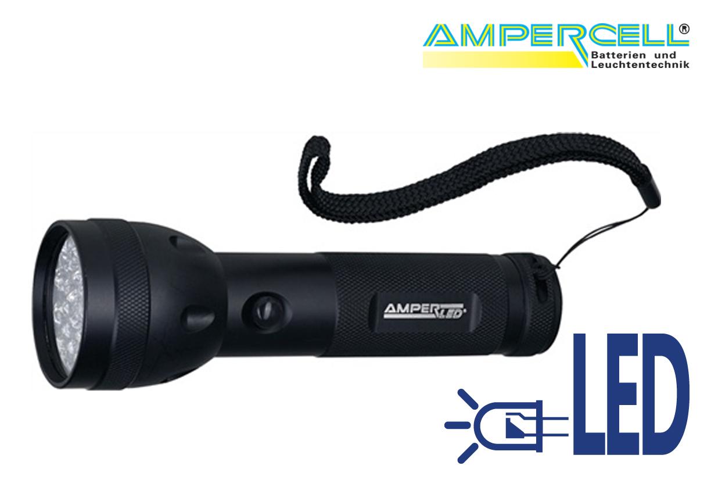 Aluminium Licht Multi LED 28 60 lumen zwart | DKMTools - DKM Tools