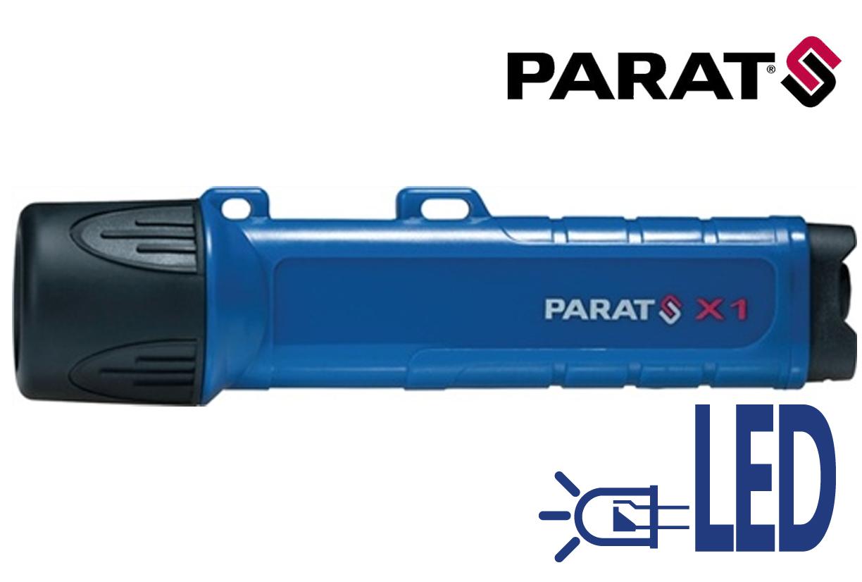 Zaklamp LED High Power Lamp X1 PARAT X TREME blauw   DKMTools - DKM Tools