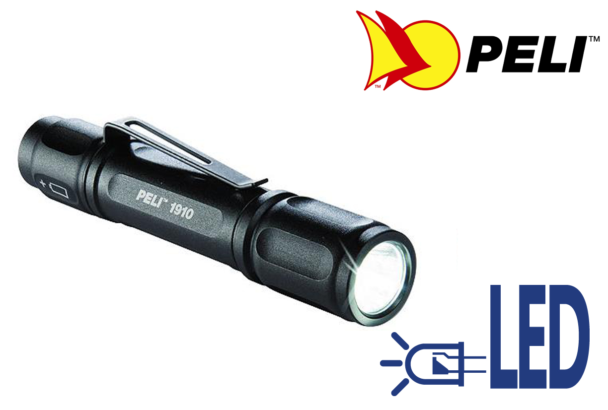 Zaklamp Peli 1910 LED | DKMTools - DKM Tools