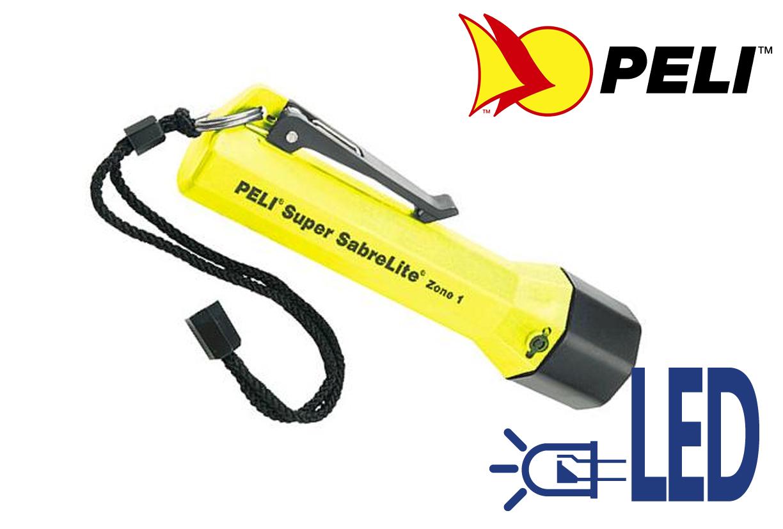 Zaklamp Peli 2000 Z1 SabreLite | DKMTools - DKM Tools