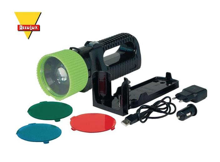 LED-handschijnwerper UniLux Pro   DKMTools - DKM Tools