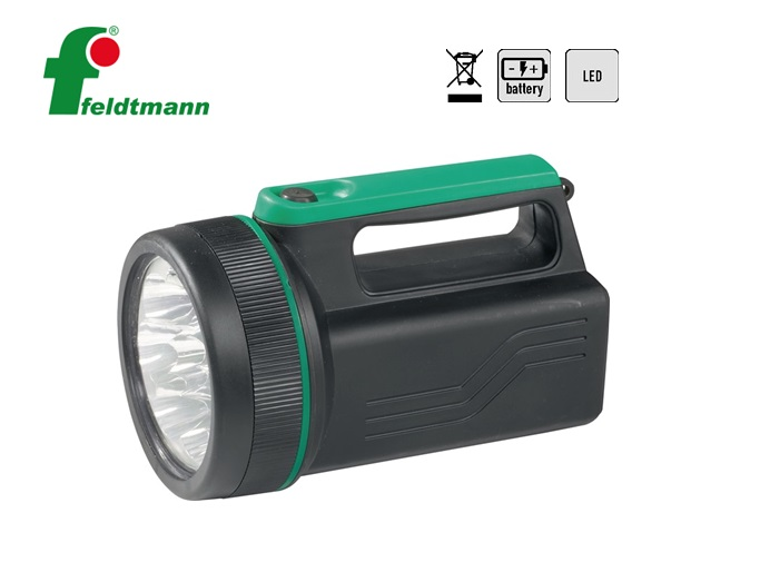 LED-handschijnwerper 6 V 4500 mAh   DKMTools - DKM Tools