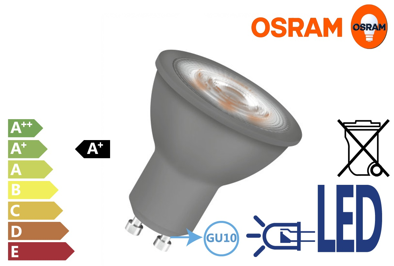Osram LED STAR PAR 1650 5,3W GU10 | DKMTools - DKM Tools