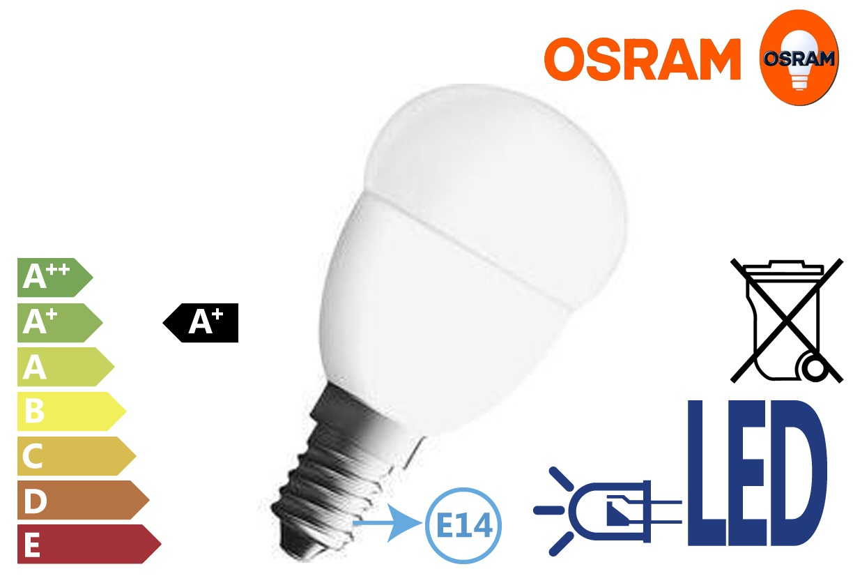 Osram LED Superstar Classic B 5.5W 470Lm 230V | DKMTools - DKM Tools