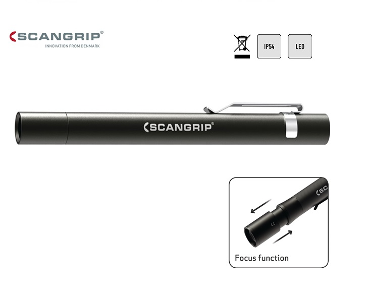 LED-zaklamp FLASH Pencil   DKMTools - DKM Tools