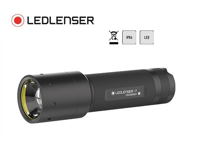 Ledlenser LED-zaklamp i7   DKMTools - DKM Tools