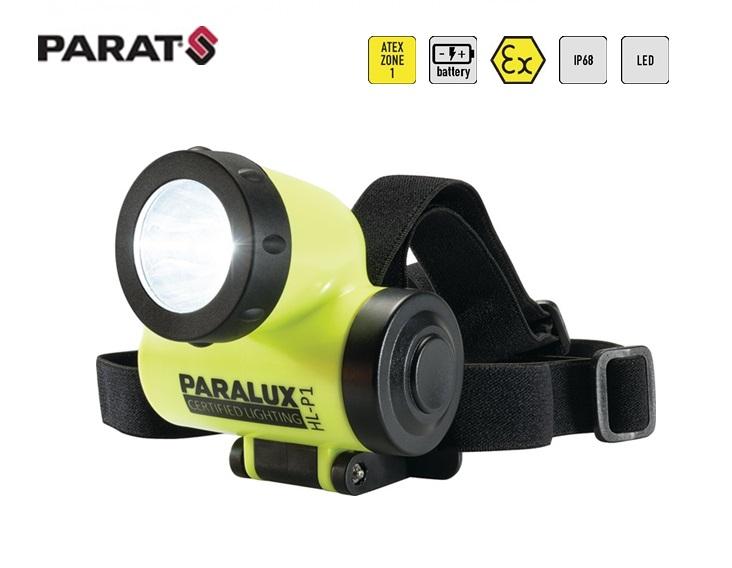 LED-hoofdlamp PARALUX | DKMTools - DKM Tools