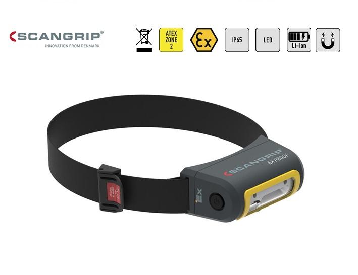 LED-hoofdlamp EX-View | DKMTools - DKM Tools