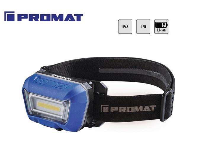 LED-hoofdlamp 3,8 V 1600 mAh | DKMTools - DKM Tools
