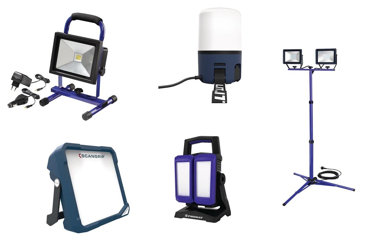 LED-schijnwerper   DKMTools - DKM Tools