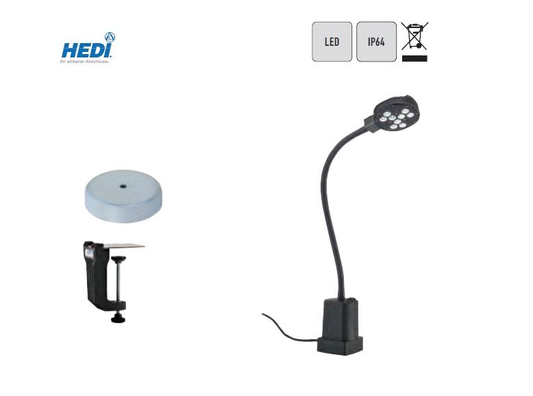Werk-machineverlichting 9 W 750 LM IP64 | DKMTools - DKM Tools