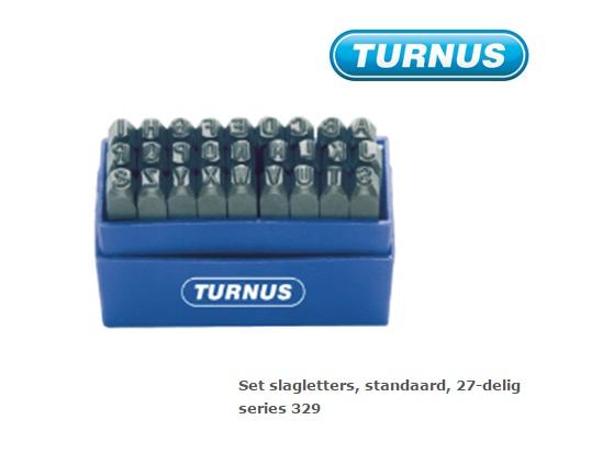 Slagletters Set standaard 27 delig | DKMTools - DKM Tools