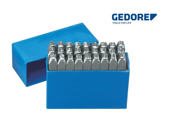 Gedore 2201 6 Slagletters Set 27 delig | DKMTools - DKM Tools