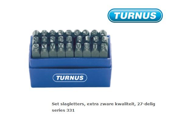 Slagletters Set extra zware kwaliteit 27 delig | DKMTools - DKM Tools