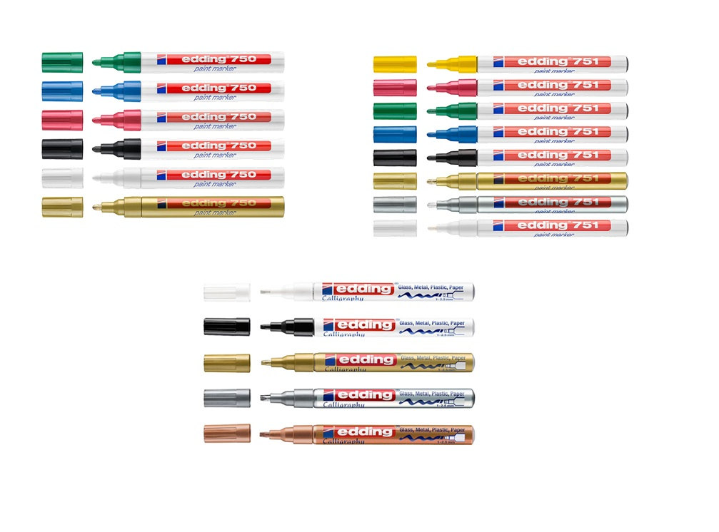 Glanslak-markers   DKMTools - DKM Tools