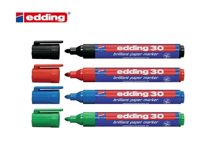 Edding 30 brilliant paper marker   DKMTools - DKM Tools