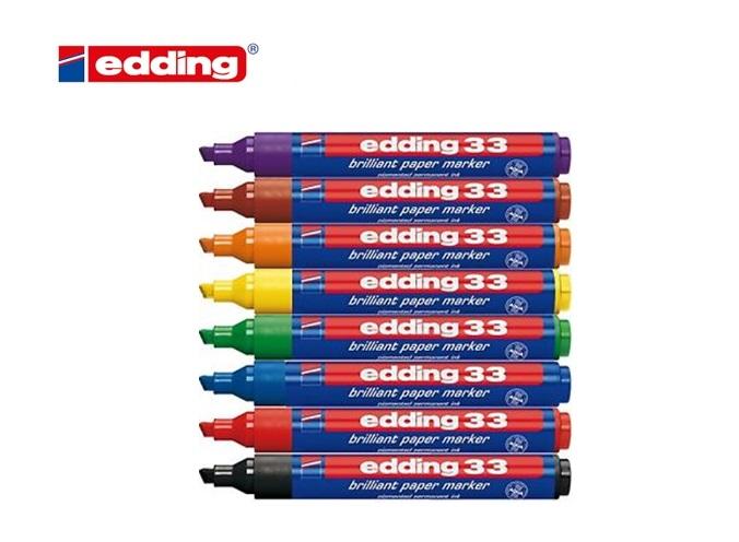 Edding 33 brilliant paper marker   DKMTools - DKM Tools
