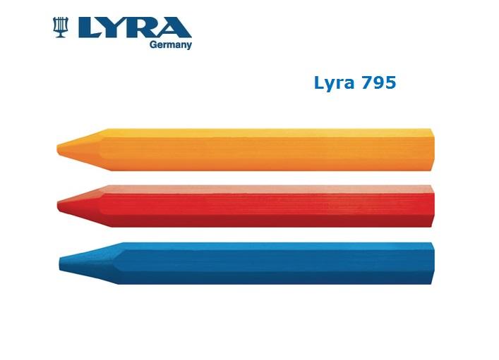 Lyra 795 Merkkrijt | DKMTools - DKM Tools