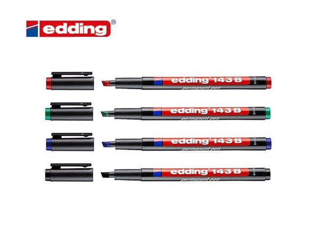 Viltstift Edding 1 | DKMTools - DKM Tools