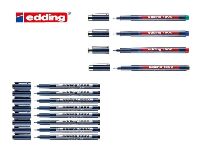 Edding Retract 11 permanent marker | DKMTools - DKM Tools