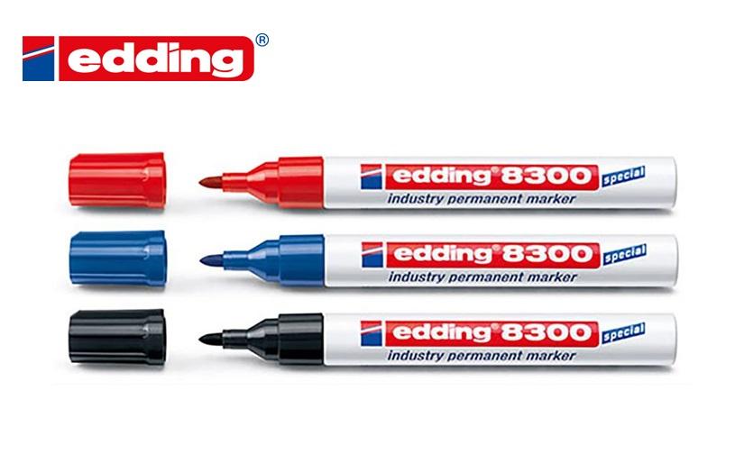 Industry permanent marker edding 8300 | DKMTools - DKM Tools