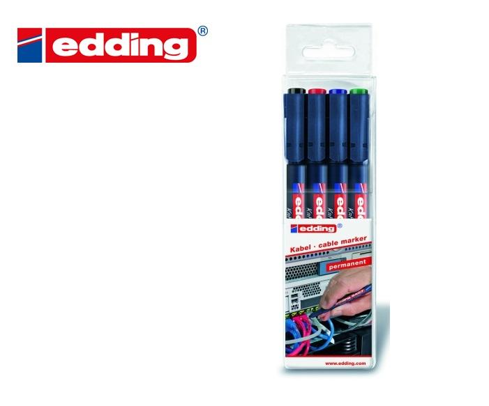 Kabelmarkeerder Edding 8407 | DKMTools - DKM Tools