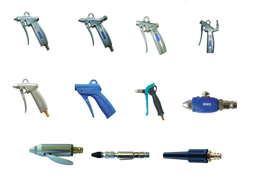 Blaaspistolen | DKMTools - DKM Tools