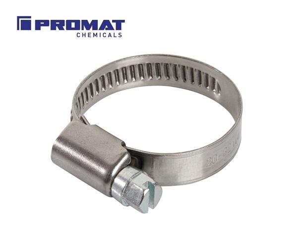 Slangenklemmen 304 RVS DIN 3017 W4 9mm | DKMTools - DKM Tools