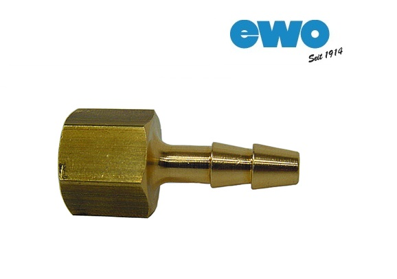 Binnenschroefdraadmof Messing DIN 3852 2 | DKMTools - DKM Tools