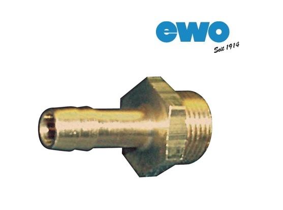 Buitenschroefdraadmof Messing DIN 3852 2 | DKMTools - DKM Tools