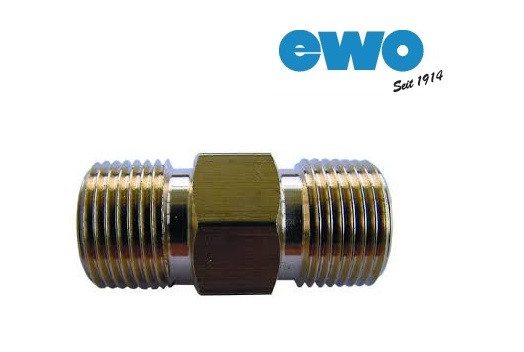 Dubbele nippel lang EN 560 | DKMTools - DKM Tools