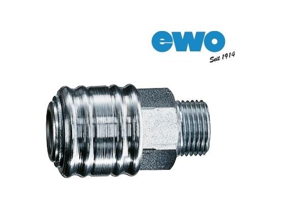 Snelkoppeling Buitenschroefdraad | DKMTools - DKM Tools