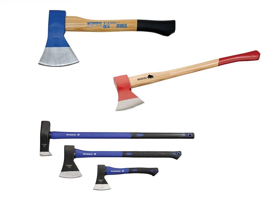 Hakbijlen | DKMTools - DKM Tools