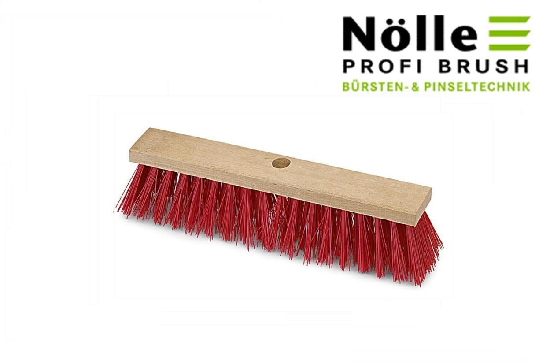 Straat bezem Elaston plat hout | DKMTools - DKM Tools