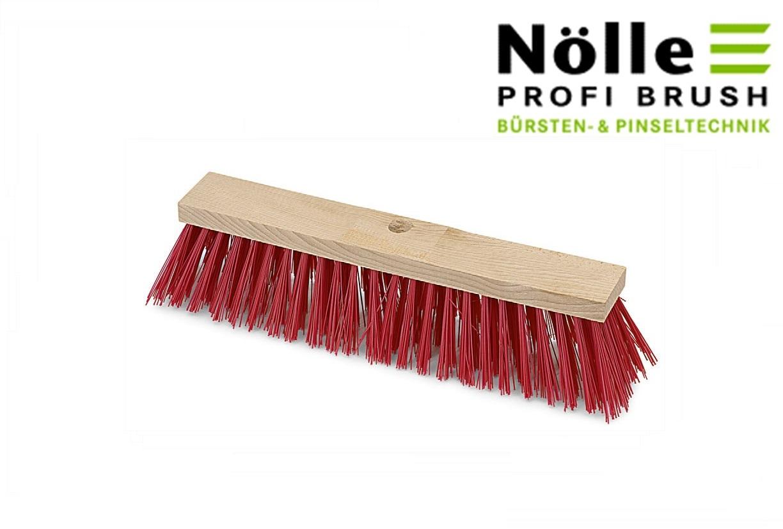 Straatbezem elaston 40 cm zadelhout | DKMTools - DKM Tools