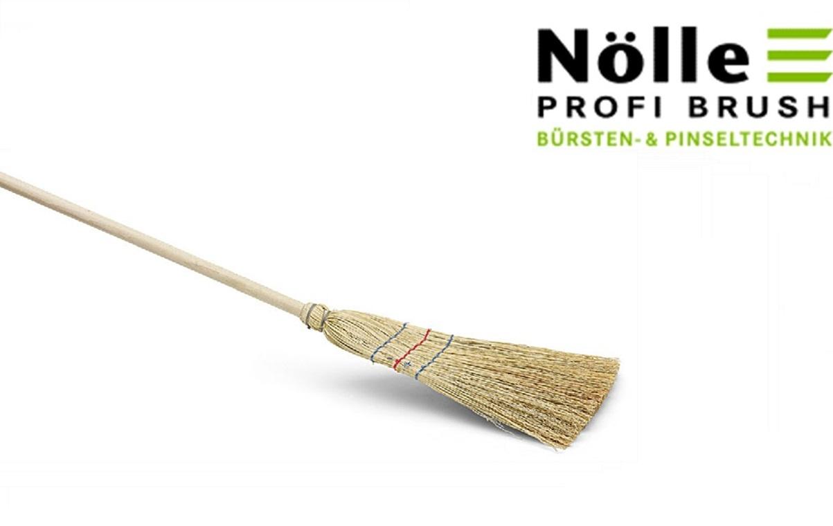 Kinder rijststrobezem 75 cm 3 naads | DKMTools - DKM Tools