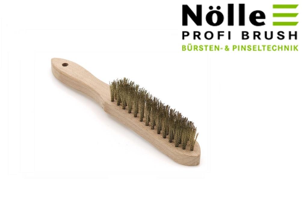 Koperen borstel 3 5 rijen | DKMTools - DKM Tools
