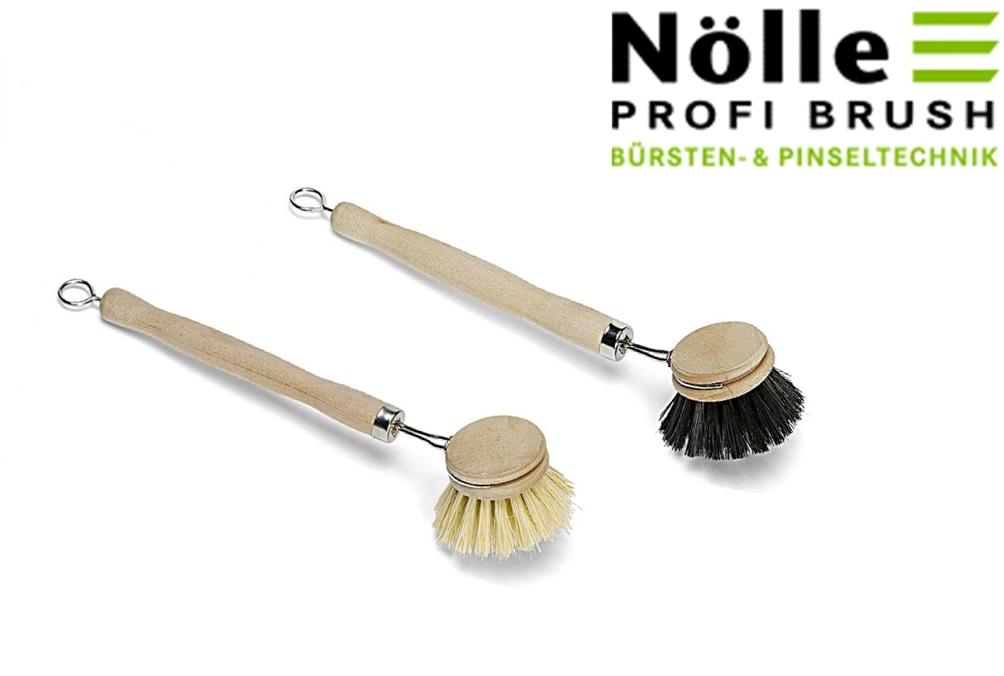 Spoelborstel 25 cm hout | DKMTools - DKM Tools