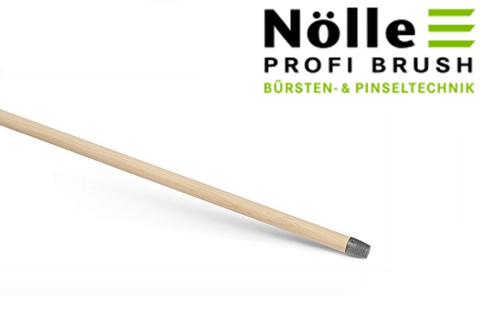 Bezemsteel hout met schroefdraad | DKMTools - DKM Tools